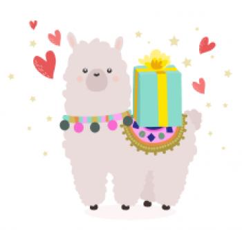 Urodzinki z Alpaką