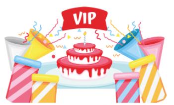 Urodzinki VIPowskie Party z dmuchańcem